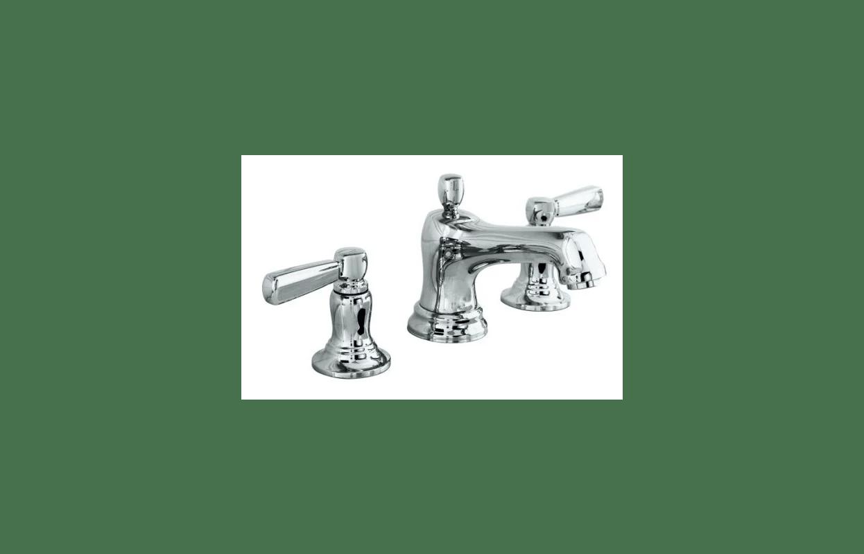 Kohler K 4 Cp Polished Chrome Bathroom Faucet