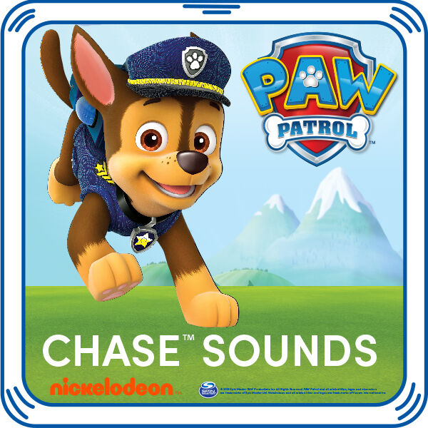 Paw Patrol Chase 4 In 1 Sayings