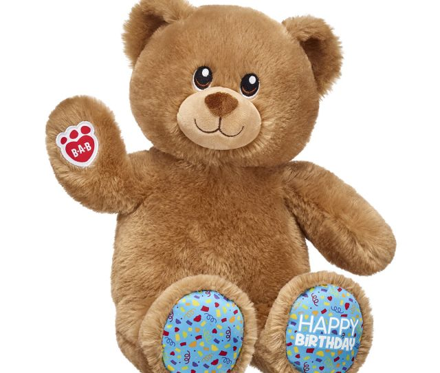 We Love Birthdays And When It Comes To Birthday Fun Birthday Treat Bear