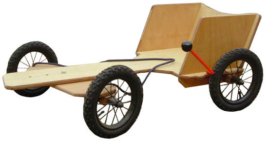 plans to make wooden go kart