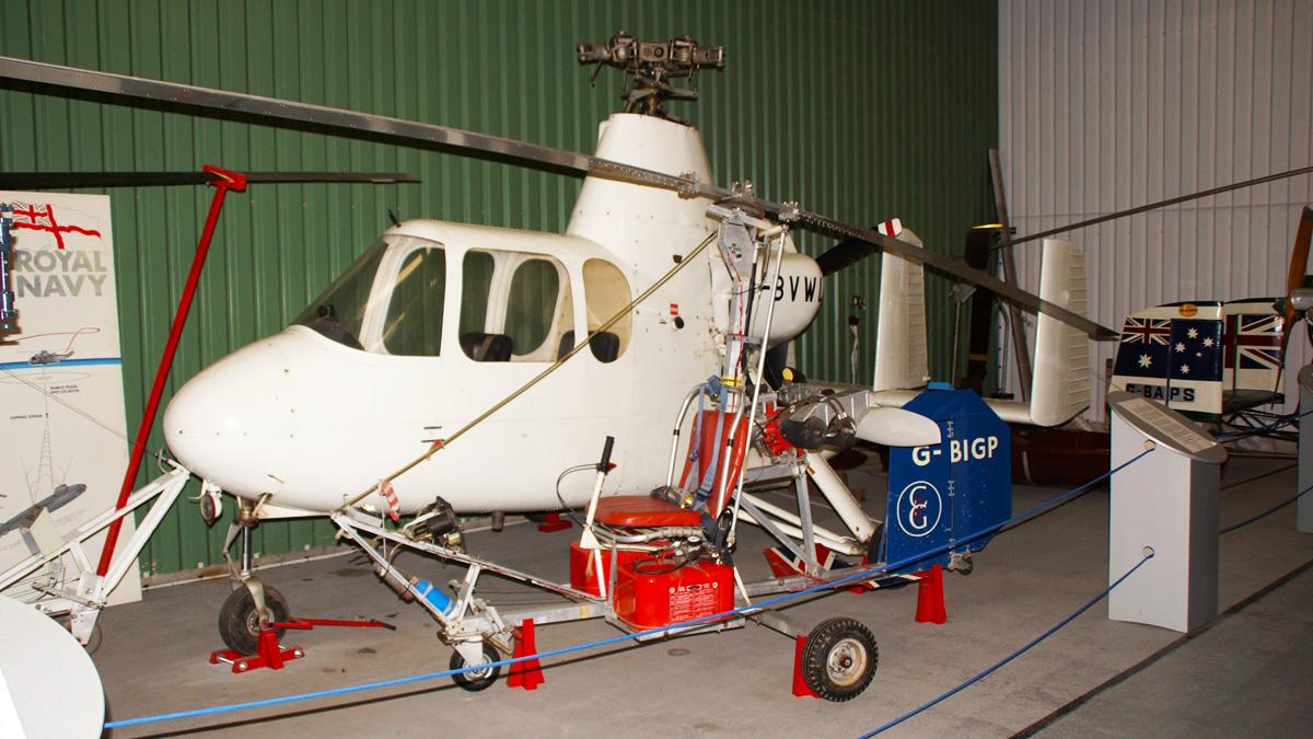 Bensen Gyrocopter Kit Plans