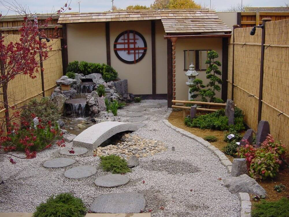 Build Japanese Garden Uk