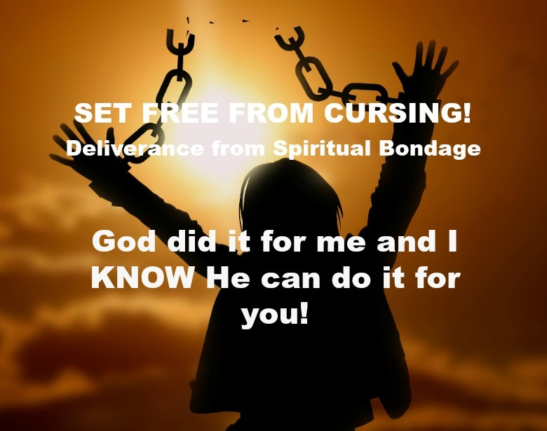 Set Free from Cursing — Deliverance from Spiritual Bondage