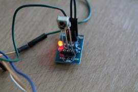 How to use infrared module with Arduino