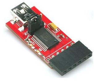 Make Arduino on breadboard using FTDI breakout board