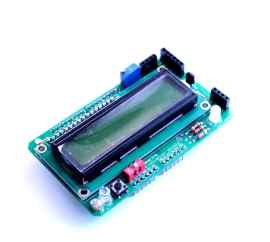 Display SMS on LCD using Amarino evaluation shield