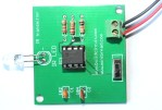 Assembly instructions for Infrared transmitter module