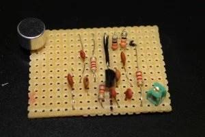 Step 12- solder inductor
