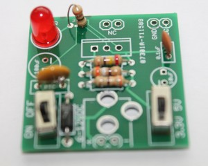 Step 8 Solder the last 330R resistor