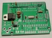 6- Solder LM7805