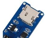 MicroSD card breakout board - buildcircuit.com