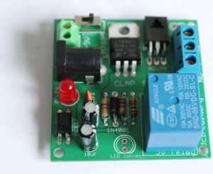Step 10- Solder 5V relay and your kit is ready