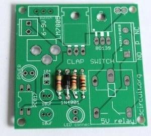 Step 2- Solder 1N4001 diode