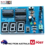 3 digits - digital object counter DIY kit
