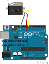 Arduino Project 5- How to use a servo with Arduino