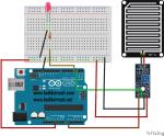 Arduino Project 14-Arduino Rain Sensor