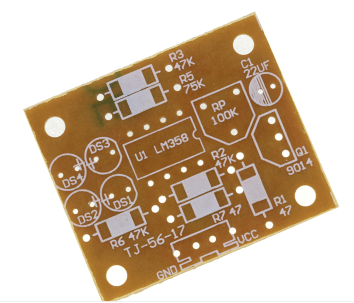 LM358 breathing LED pattern (3)