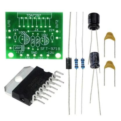 TDA7297 Amplifier Board (8)