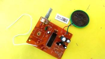 DIY KIT 32- FM receiver DIY Kit