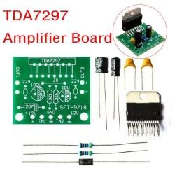 DIY KIT 42- TDA7297 Audio Amplifier Board