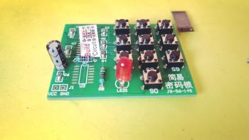 LM35 and LED Controller