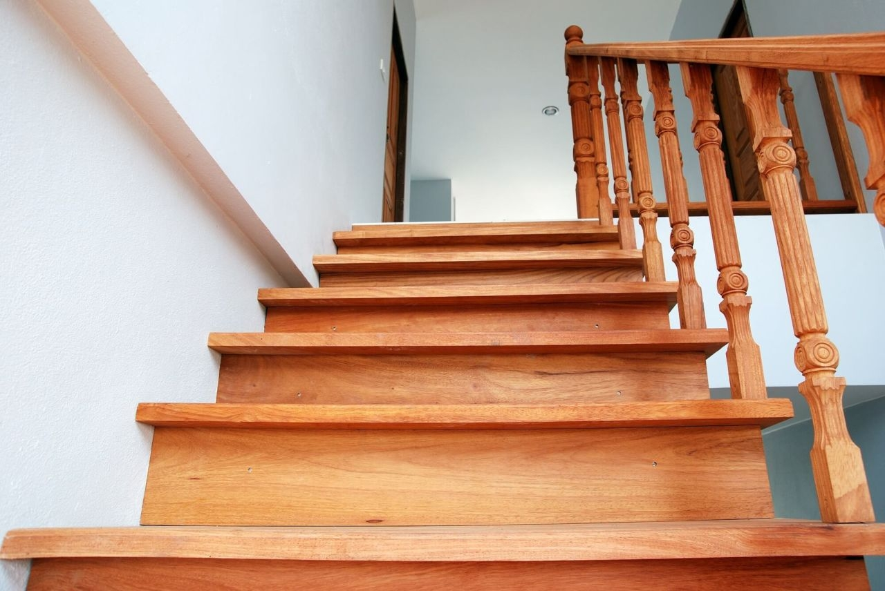 How To Choose A Style Of Stair Tread Nosing Builddirect Blog | Tile To Wood Stair Transition | Stair Nose | Flooring | Porcelain | Builder Grade | Threshold