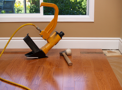 How to Install Hardwood Floors   Nail Down Hardwood flooring is a beautiful product of nature with inherent variations  in appearance  It is the owner s and installer s responsibility for all  products