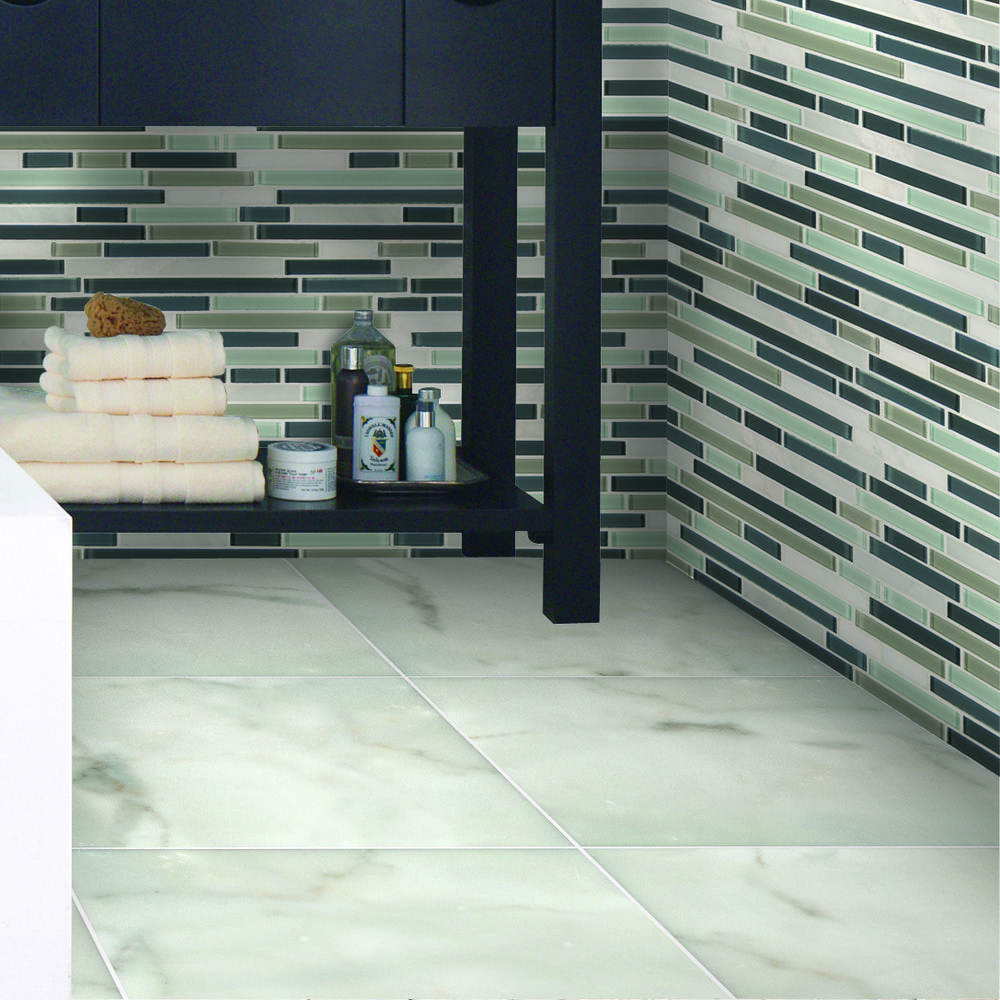 types of marble tile how are they