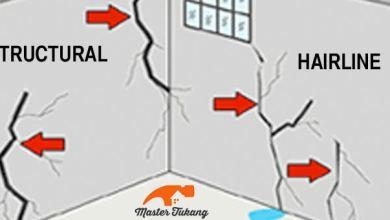 Photo of Beragam Keretakan Dinding dan Cara Mengatasinya