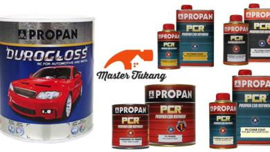 Photo of Aplikasi Cat Mobil Propan PCR dengan Cat Durogloss