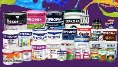 produk cat propan waterbase