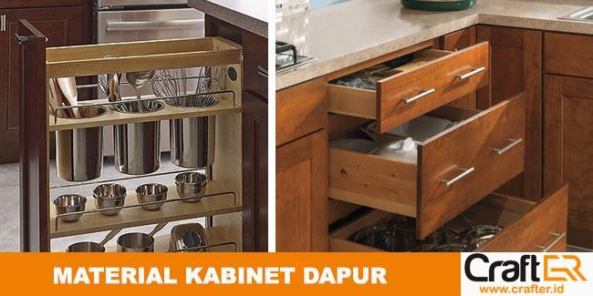 Memilih Material Kabinet Kitchen Set Antara Partikel Board Dan Plywood Inovasi Dunia Konstruksi Dan Bangunan Terkini