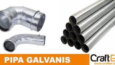 Photo of Memilih Pipa Galvanis untuk Plambing Saluran Air