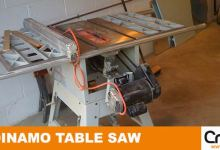 Dinamo table saw