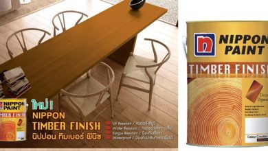Photo of Nippon Timber Finish, Vernis Kayu Berkualitas dari Nippon