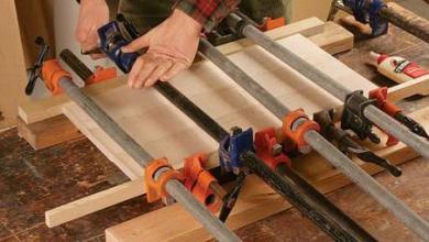 Klem kayu dan macam jenis klem kayu