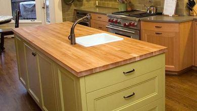 Photo of Kelebihan Table Top Kayu untuk Kitchen Set