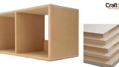 Photo of MDF untuk Furniture, Kelemahan dan Kelebihan MDF