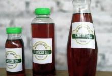 linseed oil atau minyak biji rami