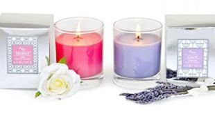 membuat lilin aromaterapi