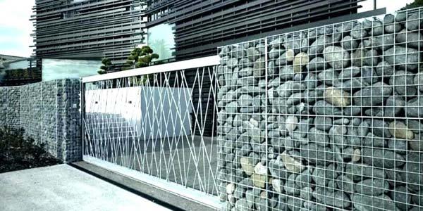 Trend Pagar Rumah 2019 Desain Pagar Rumah Yang Populer 2019