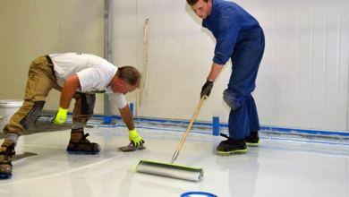 Photo of Jenis Lantai Epoxy dan Aplikasi Epoxy Flooring untuk Industrial