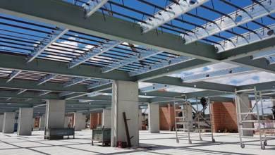 konstruksi baja vs beton