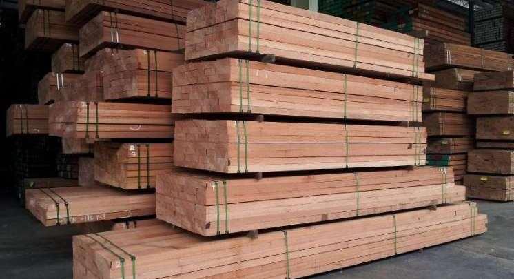 Harga kayu meanti 2020