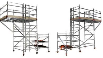 Photo of Scaffolding Atau Perancah yang Digunakan Pada Konstruksi