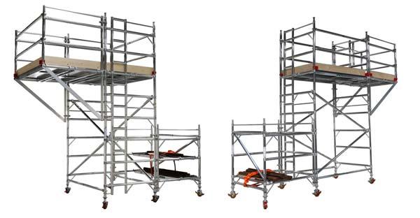 jenis scaffolding pada dunia konstruksi