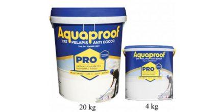 Photo of Aquaproof Pro, Lebih Kuat dan Efektif Mencegah Bocor dan Rembes