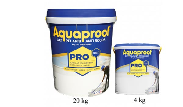 harga aquaproof pro