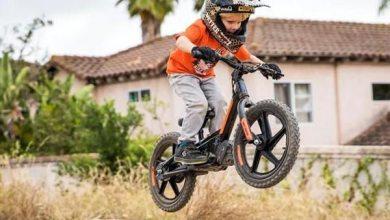 Photo of Sepeda Listrik Harley Davidson untuk  Anak-anak, Keren!