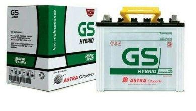 Photo of Harga Aki Motor GS Astra Berbagai Tipe dan Ukuran